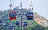 安江省杉山纜車一隅。(圖源:林玉泰)