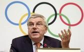 IOC主席巴赫。(圖源:互聯網)