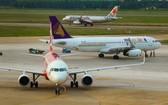 全國現有二十二個機場(九個國際機場與十三個國內機場)