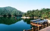 山清水秀的木蘭天池。
