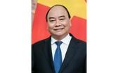 國家主席阮春福候選本市國會代表