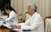 市人委會副主席武文歡:卡拉 OK 噪音不必測量可直接處罰。(圖源:草黎)