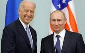 拜登與普京。(圖源:Getty Images)