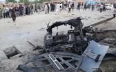 當地時間2021年5月8日,阿富汗喀布爾,一所學校附近發生連環爆炸。 (圖源:IC Photo)