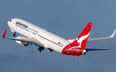 圖為澳航一架客機正在起飛。(圖源:互聯網)