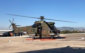 """霍德斯普魯特空軍基地此前被譽為""""南非戰鬥機之鄉"""",目前亦是南非空軍第十九直升機中隊的所在地。(圖源:NSRI)"""
