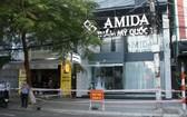 已被停業的Amida美容院。(圖源:申萊)