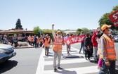 數百人參加反對歧視亞裔的集會。(圖源:互聯網)