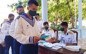 廣南省6邊境鄉與長沙島縣提前選舉