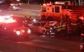 紐約發生的一起交通事故。及時的響應和醫療援助可以幫助拯救遭遇交通事故的人。(圖源:聯合國)