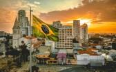 巴西經濟部18日發佈報告,將今年巴西經濟增長預期從3.2%上調至3.5%。(示意圖源:互聯網)