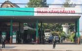 職能力量封鎖233號加油站並進行搜查涉案證據。(圖源:玉山)