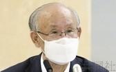 日本律師聯合會前會長宇都宮。(圖源:共同社)