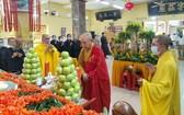 龍華寺慶祝佛誕活動