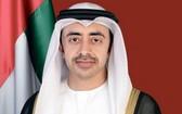 外交和國際合作部部長謝赫‧阿卜杜拉‧本‧扎耶德‧納納揚。(圖源:阿聯酋通訊社)