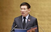 財政部部長胡德福獲委任兼越南社保管理委員會主席職務。(圖源:嘉欣)
