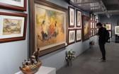 """Art Gallery小巷""陳列室一隅。(圖源:川雲)"