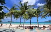 泰國普吉島巴東海灘。(圖源:互聯網)