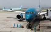 各航班均確保防疫措施。(圖源:俊馮)