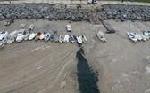 """受環境污染影響""""海鼻涕""""覆蓋土耳其海岸"""