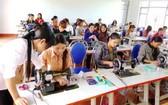 堅江省向省內農村勞動者提供職業技能培訓。(示意圖源:互聯網)