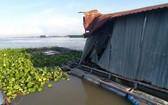 駁船撞沉兩養魚網箱