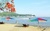 圖為海防市塗山海灘一瞥。(圖源:互聯網)