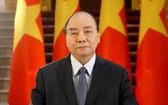 國家主席阮春福。(圖源:互聯網)