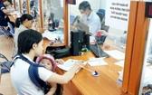 因疫情失業的員工辦理享有失業保險的手續。