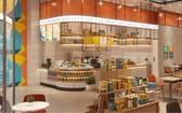 """Chuk Chuk""連鎖店將售賣茶、咖啡、珍珠奶茶和麵包等。"