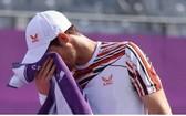 穆雷激動飆淚表示我愛網球!