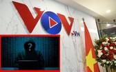 6月13日,VOV網站系統遭黑客攻擊。