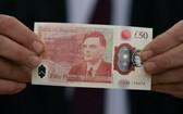 英國發行新版 50 英鎊紙幣