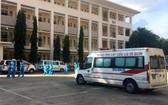 1號野戰醫院一隅。(圖源:市衛生廳)