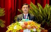 乂安省委書記蔡清貴出任該省人民議會主席。(圖源:光明)
