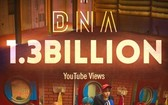 防彈《DNA》優兔播放量破13億大關。