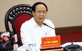 黎文成副總理負責推動九龍江平原發展任務。(圖源:文清)