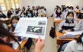 文朗學生為高中畢業考試作好準備