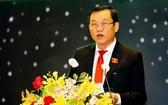 范文政同志出任第十屆平陽省人民議會主席。(圖源:越通社)