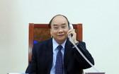 國家主席阮春福。(圖源:越通社)
