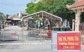前江省對省內10個縣市實施社交隔離15天。(圖源:友志)