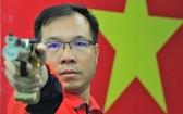 越南射擊運動員黃春榮。(圖源:互聯網)