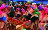 具有特殊性的北河集市日益吸引國內外遊客。