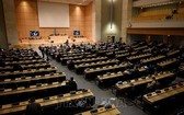 聯合國人權理事會第47次會議現場一景。(圖源:越通社)