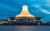 圖為中國廣西南寧國際會展中心。(圖源:互聯網)