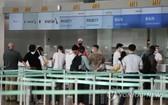 韓國仁川國際機場。 (圖源:韓聯社)