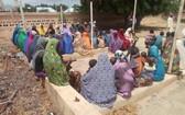 """6 月初被當地人稱為""""土匪""""的槍手綁架的大約 100 名婦女和兒童已獲救。(圖源:扎姆法拉警察)"""