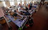 目前印度毛黴菌感染病例超 4.5 萬例,超過4300人患病死亡。(圖源:互聯網)
