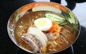 韓式牛骨冷湯麵