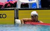 越南游泳選手阮氏映圓。(圖源:互聯網)